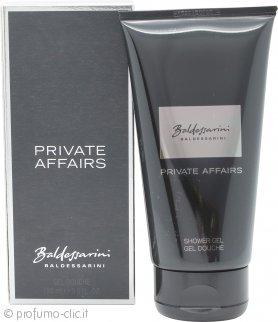 Baldessarini Private Affairs Gel Doccia 150ml