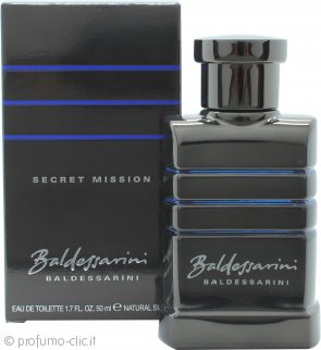 Baldessarini Secret Mission Eau de Toilette 50ml Spray