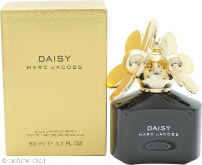Marc Jacobs Daisy Eau de Parfum 50ml Spray - Edizione Nera