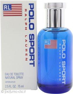 Ralph Lauren Polo Sport Eau De Toilette 75ml Spray