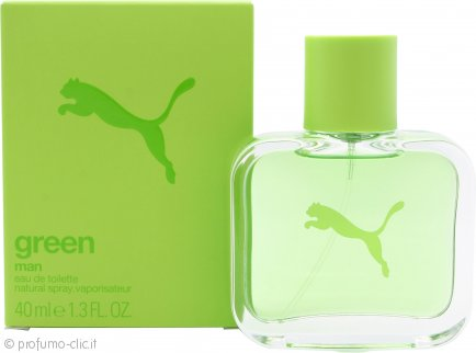 Puma Green Eau De Toilette 40ml Spray