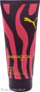 Puma Animagical Woman Gel Doccia 200ml