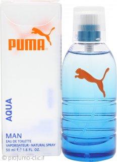 Puma Puma Aqua Eau De Toilette 50ml Spray