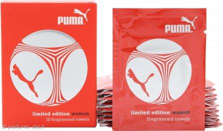Puma Limited Edition Woman Salviette Profumate 10 x 3ml