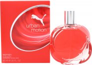 Puma Urban Motion Women Eau de Toilette 90ml Spray