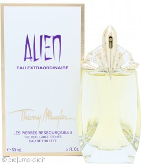 Thierry Mugler Alien Eau Extraordinaire Eau de Toilette 60ml Spray