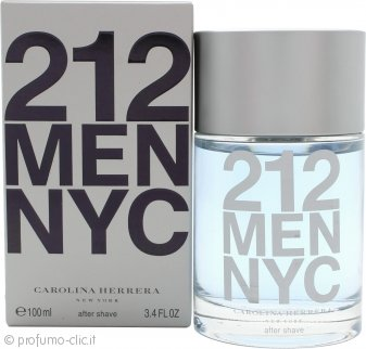 Carolina Herrera 212 Men Dopobarba 100ml Splash