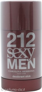 Carolina Herrera 212 Sexy Men Deodorante Stick 75g