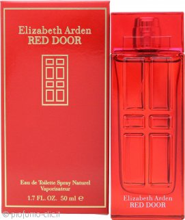 Elizabeth Arden Red Door Eau de Toilette 50ml Spray - Nuova Edizione