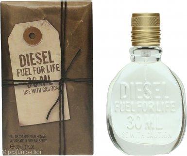 Diesel Fuel For Life Eau de Toilette 30ml Spray