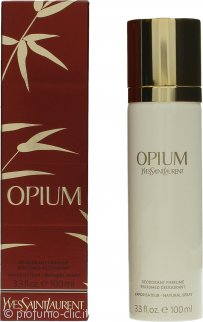 Yves Saint Laurent Opium Deodorante Spray 100ml