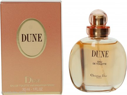 Christian Dior Dune Eau de Toilette 30ml Spray
