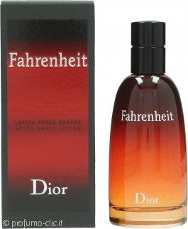 Christian Dior Fahrenheit Lozione Dopobarba 50ml Splash