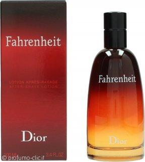 Christian Dior Fahrenheit Dopobarba 100ml