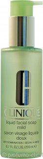Clinique Cleansing Range Sapone Liquido per il Viso 200ml Mild
