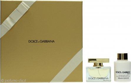 Dolce & Gabbana The One Confezione Regalo 50ml EDP + 100ml Lozione per il Corpo