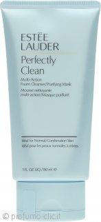 Estee Lauder Perfectly Clean Multiaction Mousse Detergente/Maschera Purificante 150ml