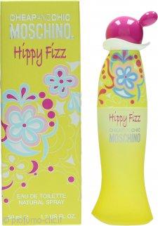 Moschino Cheap & Chic Hippy Fizz Eau de Toilette 50ml Spray