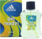 Adidas Get Ready! for Him Eau de Toilette 50ml Spray