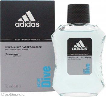 Adidas Ice Dive Dopobarba 100ml Splash