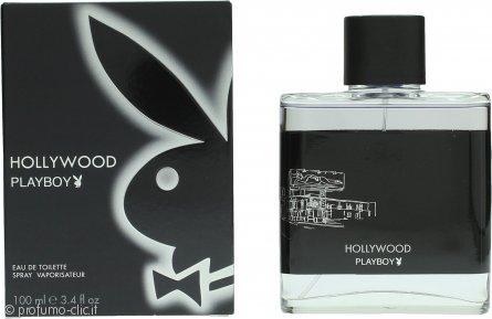 Playboy Hollywood Eau De Toilette 100ml Spray