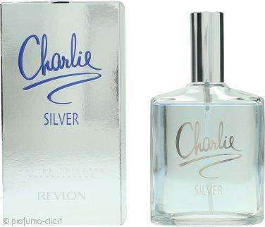 Revlon Charlie Silver Eau de Toilette 100ml Spray