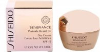 Shiseido Benefiance Wrinkle Resist 24 Crema Giorno 50ml SPF15
