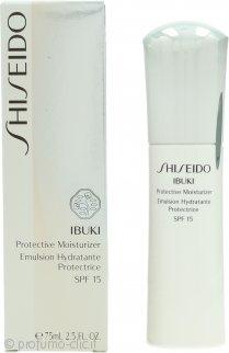 Shiseido Ibuki Idratante Protettivo SPF15 75ml