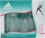 Adidas Happy Game Eau de Toilette 50ml Spray
