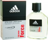 Adidas Team Force Dopobarba 100ml Splash