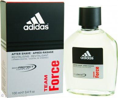 Adidas Team Force Dopobarba 100ml Splash