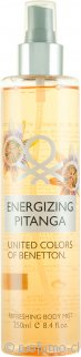 Benetton Energizing Pitanga Body Mist 250ml