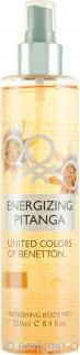 Benetton Energizing Pitanga Body Mist 250ml