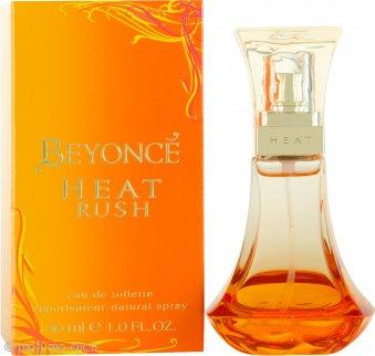Beyonce Heat Rush Eau de Toilette 30ml Spray