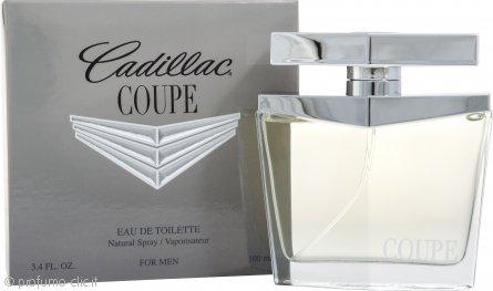 Cadillac Coupe Eau De Toilette 100ml Spray