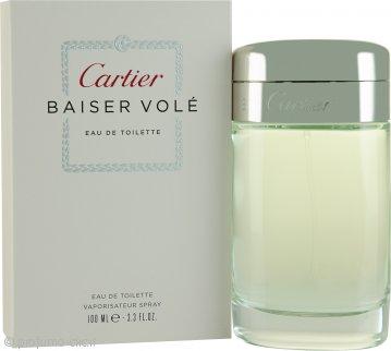 Cartier Baiser Vole Eau de Toilette 100ml Spray