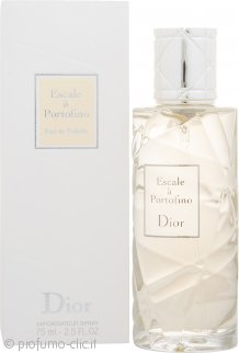 Christian Dior Escale a Portofino Eau De Toilette 75ml Spray