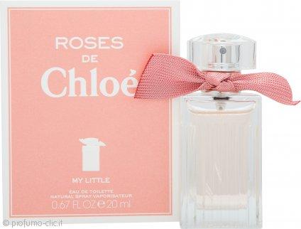 Chloé Roses De Chloe Eau de Toilette 20ml Spray