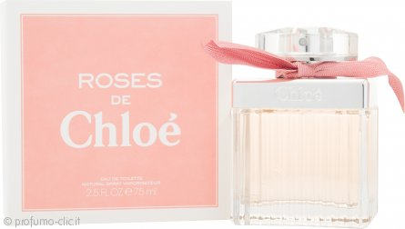 Chloe Roses De Chloe Eau de Toilette 75ml Spray
