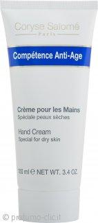 Coryse Salome Competence Anti-Age Hand Cream Per Pelli Secche 100ml