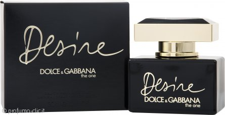 Dolce & Gabbana The One Desire Eau de Parfum 30ml Spray