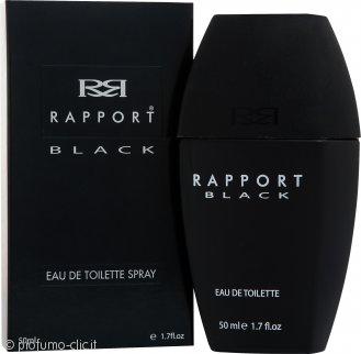 Dana Rapport Black Eau de Toilette 50ml Spay