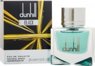 Dunhill Black Eau de Toilette 30ml Spray