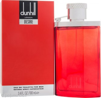 Dunhill Desire Eau De Toilette 100ml Spray