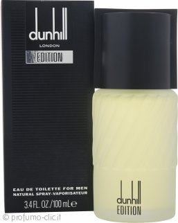 Dunhill Edition Eau de Toilette 100ml Spray