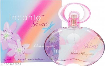 Salvatore Ferragamo Incanto Shine Eau de Toilette 100ml Spray