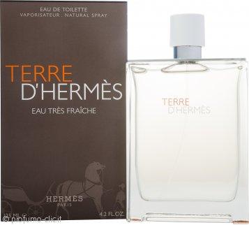 Hermes Terre d'Hermes Eau Tres Fraiche Eau de Toilette 125ml Spray