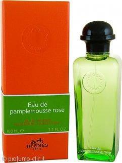 Hermes Eau de Pamplemousse Rose Eau de Cologne 100ml Spray
