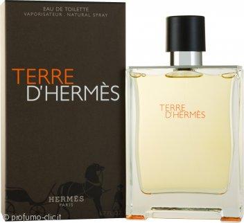Hermes Terre D'Hermes Eau De Toilette 200ml Spray
