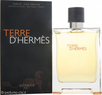 Hermes Terre D'Hermes Pure Perfume 200ml Spray